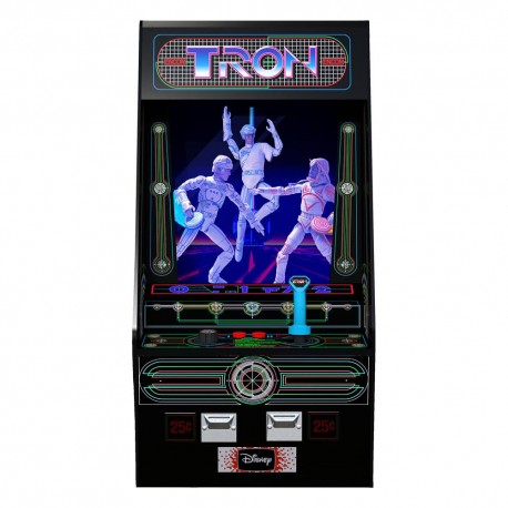 TRON ELECTRONIC ARCADE STYLE BOX SET PREVIEWS EXCLUSIVE