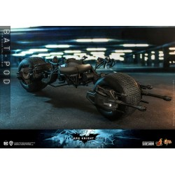 Batman The Dark Knight Rises Vehículo Movie Masterpiece 1/6 Bat-Pod 59 cm