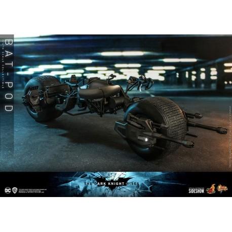 Batman The Dark Knight Rises Vehículo Movie Masterpiece 1/6 Bat-Pod 59 cm