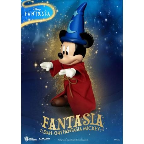 Disney Classic Figura Dynamic 8ction Heroes 1/9 Mickey Fantasia 21 cm