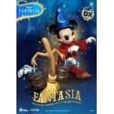 Disney Classic Figura Dynamic 8ction Heroes 1/9 Mickey Fantasia Deluxe Version 21 cm