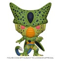 Dragon Ball Z Figura POP! Animation Vinyl Cell (First Form) 9 cm