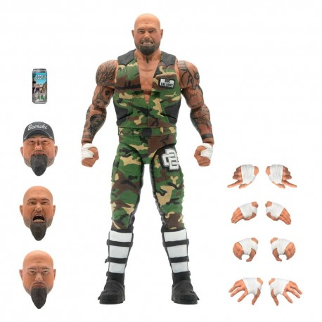 Good Brothers Wrestling Figura Ultimates Doc Gallows 18 cm