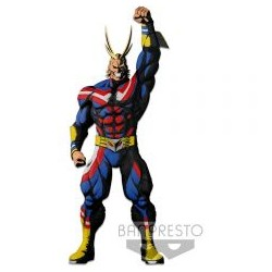 MY HERO ACADEMIA BANPRESTO WORLD FIGURE COLOSSEUM MODELING ACADEMY SUPER MASTER STARS PIECE THE ALL MIGHT[TWO DIMENSIONS]