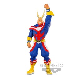 MY HERO ACADEMIA BANPRESTO WORLD FIGURE COLOSSEUM MODELING ACADEMY SUPER MASTER STARS PIECE THE ALL MIGHT[THE ANIME]