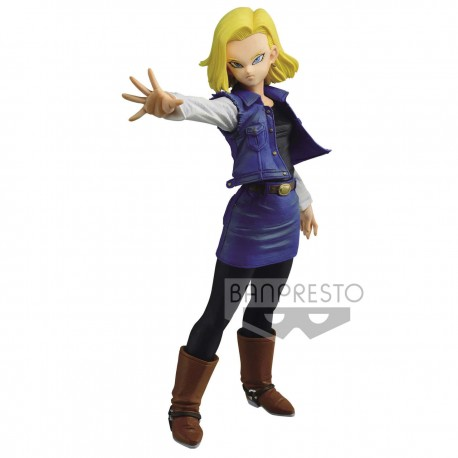 DRAGON BALL Z MATCH MAKERS-ANDROID 18-