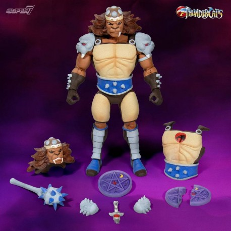 Thundercats Figura Ultimates Wave 2 Grune The Destroyer 18 cm Super 7