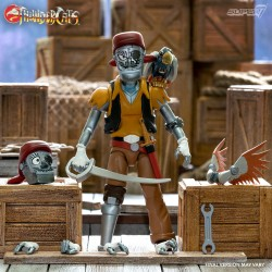 Thundercats Figura Ultimates Wave 3 Captain Cracker the Robotic Pirate Scoundrel 18 cm Super 7