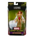 LADY DEATHSTRIKE FIGURA 15CM MARVEL LEGENDS BUILD A FIGURE XEMNU