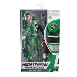 GREEN RANGER FIGURA 15 CM POWER RANGERS LIGHTNING COLLECTION