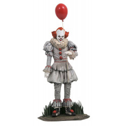 It: Chapter Two Gallery Diorama Pennywise 25 cm
