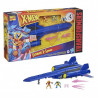 ULTIMATE X-SPANSE / X-JET FIGURA 21.5 CM TRANSFORMERS / X-MEN MARVEL COMICS