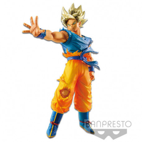 Figura Super Saiyan Son Goku Dragon Ball Z Blood of Saiyans 20cm
