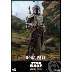 Star Wars The Mandalorian Figura 1/6 Boba Fett 30 cm