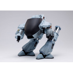 BATTLE DAMAGED ED-209 FIGURA 1/18 SCALE ROBOCOP PREVIEWS EXCLUSIVE