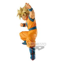 Dragon Ball Super Estatua PVC Super Zenkai Super Saiyan Son Goku 19 cm