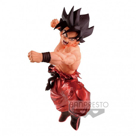 Dragon Ball Z Estatua PVC Blood of Saiyans Kaioken Son Goku Special X 16 cm