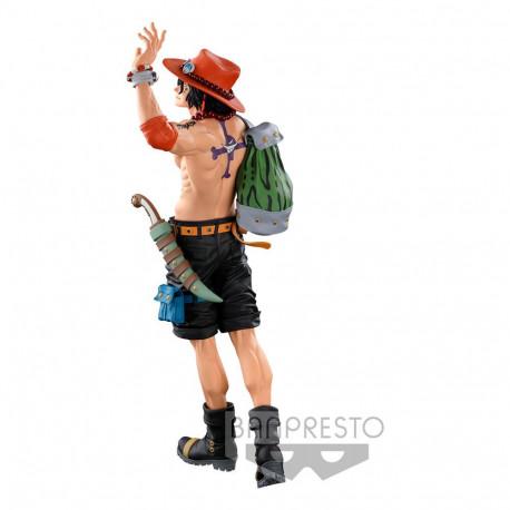 One Piece Estatua BWFC 3 Super Master Stars Piece The Portgas D. Ace The Original 30 cm