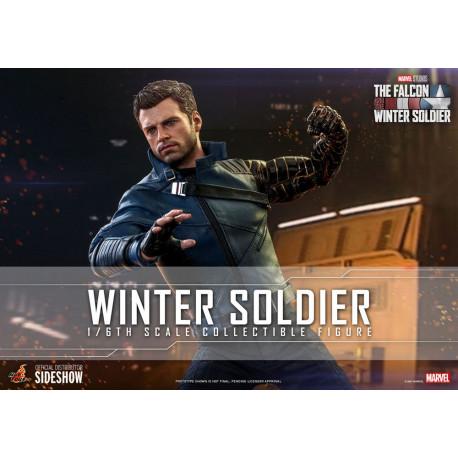 The Falcon and The Winter Soldier Figura 1/6 Winter Soldier 30 cm