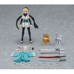 SABER/OKITA SOUJI VER. ASCENSION FIGURA 13.5 CM FATE GRAND ORDER FIGMA