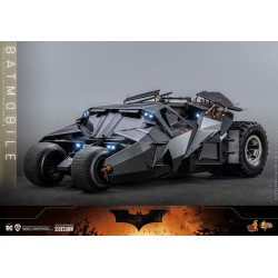 The Dark Knight Vehículo Movie Masterpiece 1/6 Batmóvil 73 cm