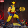 WOLVERINE DELUXE CAJA DE ACERO FIGURA 16 CM MARVEL THE ONE:12 COLLECTIVE