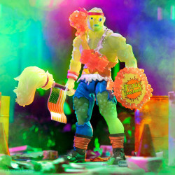 Toxic Crusaders Figura Ultimates Radioactive Red Rage 18 cm