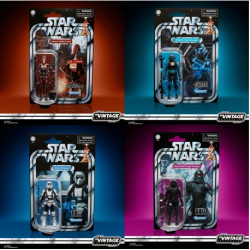 STAR WARS VINTAGE COLLECTION GAMING GREATS PACK 4 FIGURAS