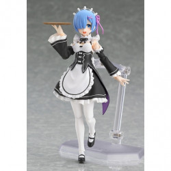 REM FIGURA 13 CM RE: ZERO STARTING LIFE IN ANOTHER WORLD FIGMA
