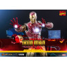 Marvel The Origins Collection Comic Masterpiece Figura 1/6 Iron Man Deluxe Version 33 cm
