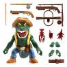 Tortugas Ninja Figura Ultimates Leatherhead 18 cm