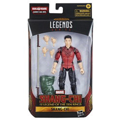 SHANG-CHI FIGURA 15 CM THE LEGEND OF THE 10 RINGS MARVEL LEGENDS