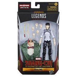 XIALING FIGURA 15 CM THE LEGEND OF THE 10 RINGS MARVEL LEGENDS