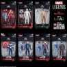 SURTIDO CAPTAIN AMERICA FLIGHT GEAR 8 FIGURAS 15 CM MARVEL LEGENDS