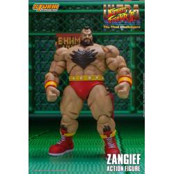 Ultra Street Fighter II: The Final Challengers Figura 1/12 Zangief 19 cm
