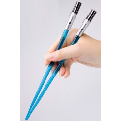 Star Wars palillos sable laser Luke Skywalker