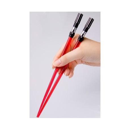 Star Wars palillos sable laser Darth Vader