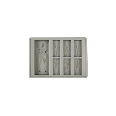 Star Wars Forma de Silicona Han Solo in Carbonite