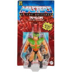 Masters of the Universe Origins Figuras 2021 Triclops 14 cm