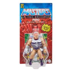 Masters of the Universe Origins Figuras 2021 Fisto 14 cm