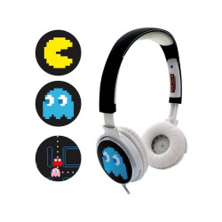 PAC-MAN AURICULARES PERSONALIZABLES PAC-MAN