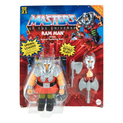 Masters of the Universe Deluxe Figuras 2021 Ram Man 14 cm