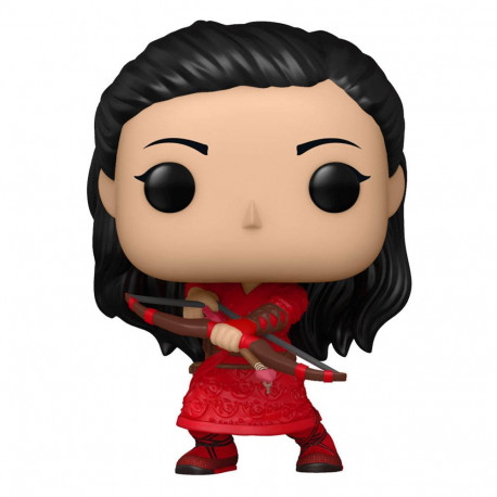 Shang-Chi and the Legend of the Ten Rings Figura POP! Vinyl Katy 9 cm