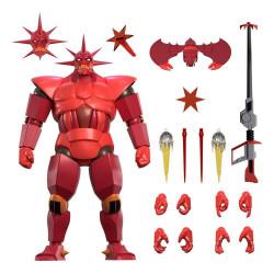Halcones Galácticos Figura Ultimates Armored Mon Star