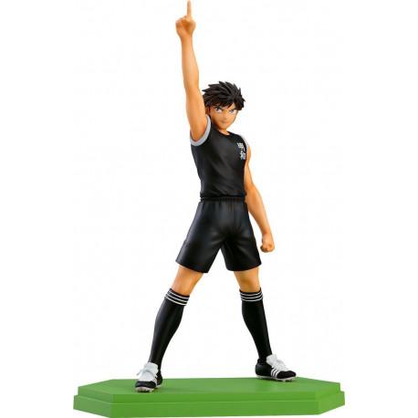 Captain Tsubasa Estatua PVC Pop Up Parade Kojiro Hyuga 17 cm