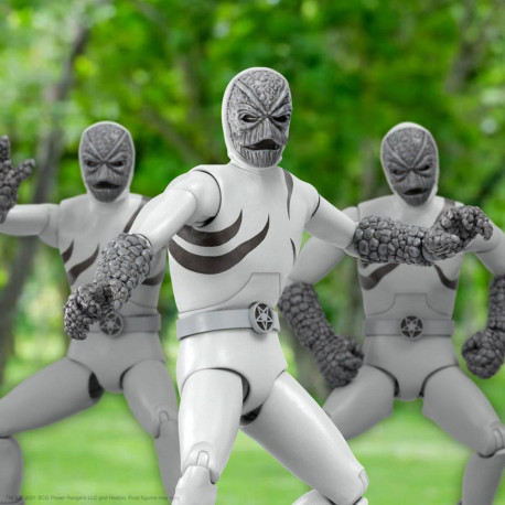 Mighty Morphin Power Rangers Galácticos Figura Ultimates Putty Patroller 18 cm