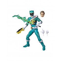 GREEN RANGER MERCURY FIG 15 CM POWER RANGERS DINO CHARGE LIGHTNING COLLECTION