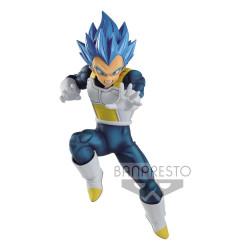 Dragon Ball Super Estatua PVC Chosenshiretsuden II SSGSS Vegeta (Evolution) 13 cm
