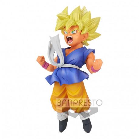 Dragonball Super Estatua PVC Son Goku Fes Super Saiyan Son Goku (Kids) 14 cm