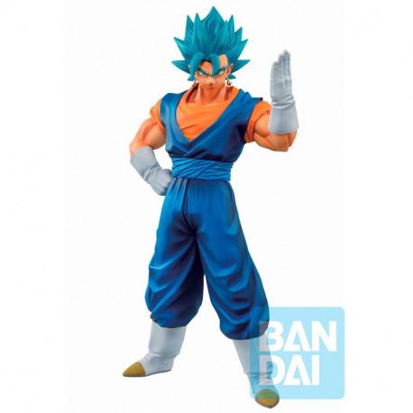 Figura Ichibansho Super Saiyan God Super Saiyan Vegito Dragon Ball 25cm